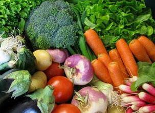 légumes produits locaux atelier des papilles Montbozon