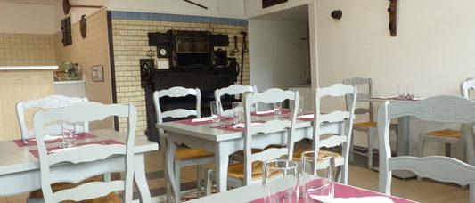Restaurant de produits locaux et bio à Montbozon