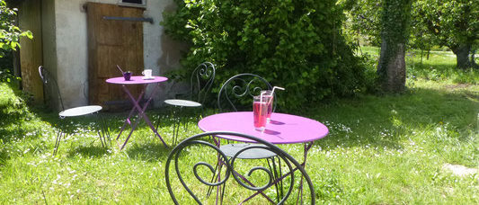 Atelier des papilles Montbozon restaurant produits de la ferme